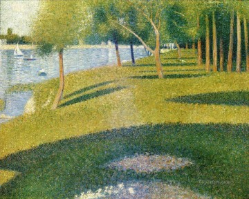 la grande jatte 1884 Oil Paintings